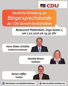 CDU Böblingen_Sprechstunde_01-02-16